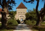 Hôtel Anzex - Château de Mazelières-3