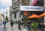 Hôtel Philadelphie - The Windsor Suites Philadelphia-2