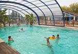 Camping avec Piscine Gastes - Camping Landes Bleues-1