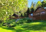 Location vacances Hnilec - Sovia Wellness Chata so saunou a altánkom, Čingov-2