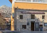 Hôtel Mataelpino - Hostel La Pedriza-1