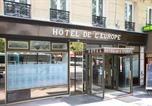 Hôtel Paris - Grand Hôtel De L'Europe-1