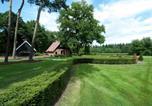 Location vacances Enschede - Gorgeous Mansion in Deurningen near the Forest-2
