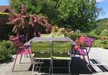 Location vacances  Doubs - Le Jardin d'Inès-4