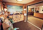 Hôtel Casper - National 9 Inn Showboat-4