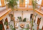 Hôtel Marrakech - Riad Le Pèlerin-1