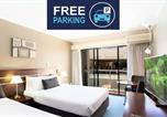 Hôtel Brisbane - Riverside Hotel South Bank-1