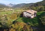 Location vacances la Vall de Bianya - Casa Rural restaurada i equipada - Garrotxa-1