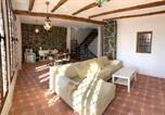 Location vacances Vélez de Benaudalla - Villa Loza Dorada-4
