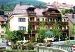 Hôtel Bad Herrenalb - Hotel Restaurant Alte Linde-1