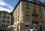 Hôtel Zernez - Hotel Pizzeria Fluela-1