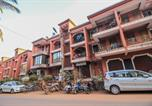 Location vacances Baga - Apartment near Baga Beach, Goa, by Guesthouser 61574-3