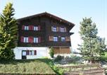 Location vacances Obersaxen - Spacious Holiday Home with Private Terrace in Obersaxen-1