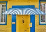 Hôtel Valparaíso - The Yellow House-3