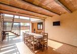 Location vacances Maçanet de la Selva - Vidreres Villa Sleeps 14 Pool Air Con Wifi-2