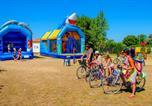 Camping avec Piscine couverte / chauffée Saint-Denis-d'Oléron - Capfun - Camping les Huttes-3