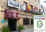 Location vacances Fuensalida - Hostal Madrid-1