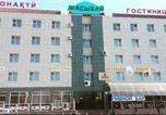 Hôtel Astana - Zhassybi Hotel