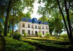 Hôtel Sézanne - Château de Picheny - B&B Esprit de France-1