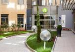 Hôtel Villeurbanne - Campanile Lyon Centre Part-Dieu-2