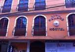 Location vacances La Paz - Lion Palace Hostel-4