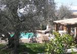 Location vacances Contes - L'olivette-3