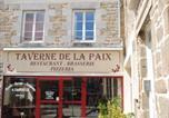 Hôtel Bagnoles-de-l'Orne - Taverne de la paix-2
