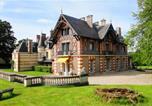 Hôtel Nouan-le-Fuzelier - B&B Chateau De La Faye-1