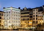 Hôtel Pamplona - Gran Hotel La Perla-1