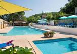 Camping avec WIFI Beauville - Camping Le Clos Bouyssac-1