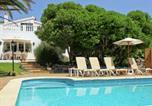 Location vacances Cala En Porter - Peaceful Villa in Alaior with Private Pool-1