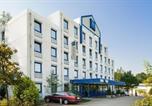 Hôtel Stollberg/Erzgebirge - Ibis budget Chemnitz Sued West-2
