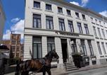 Hôtel Bruges - Hotel 't Voermanshuys-1