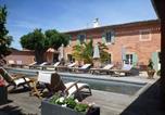 Hôtel Sernhac - Le Mas De Gleyzes B&B de Charme-1