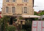 Hôtel Eauze - Hôtel Restaurant Henri Iv-1