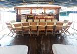 Location vacances Marmaris - Junior Kerem Gulet Blue Cruise-3