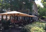 Hôtel Karlsruhe - Löwe am Tiergarten HotelCafe-RestaurantBar-3