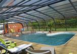 Camping avec Quartiers VIP / Premium Tracy-sur-Mer - Sites et Paysages Domaine de la Catinière-2