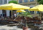 Hôtel Leipheim - Brauereigasthof zur Münz seit 1586-3