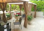 Location vacances Fonte Nuova - Garden House - Luxury Guest House-4