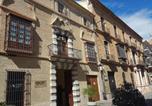 Location vacances  Malaga - Charming Villadarias M. Palace apartment-1
