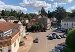 Location vacances Néris-les-Bains - Appartement terrasse belle vue-4