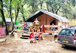 Camping avec Hébergements insolites Dieulefit - Camping La Simioune en Provence-4