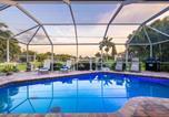 Location vacances Cape Coral - Villa La Bella Vita with Heated Pool at Waterfront Oasis! - Roelens Vacations-1