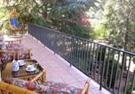 Location vacances Hortigüela - House with 4 bedrooms in Pradoluengo with wonderful mountain view and enclosed garden-4
