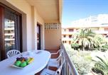 Location vacances Roses - Tenis Sol Levante 7-Casa adosada a 200 mtrs playa en Roses-2