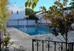 Hôtel Ayamonte - Hotel El Paraiso Playa-3