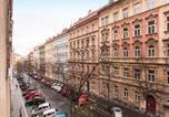 Location vacances Praha 2 - Studio Apartment in Praha 2-1