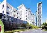 Location vacances Na Kluea - 网红公寓the Base Central Pattaya # Kingland Condotel-3