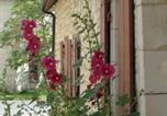 Hôtel Avon-les-Roches - Chambre privée au coeur d'un village classé-3